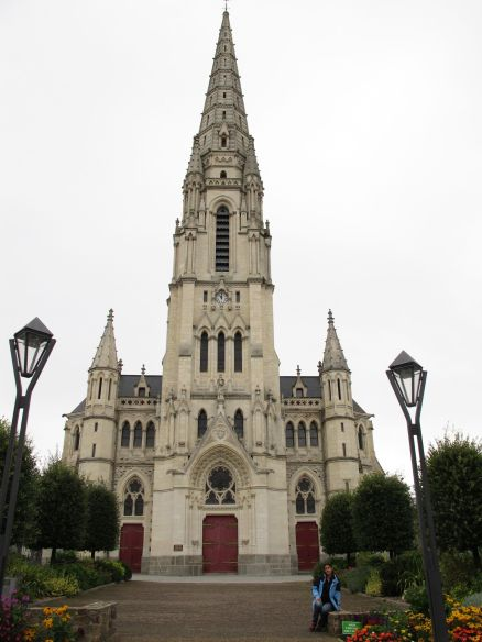 Eglise Sainte-Croix in Châteaubriand