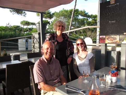 Dinner mit Ida & Tony