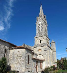 Romanische Kirche in St.-Georges-de-Didonne