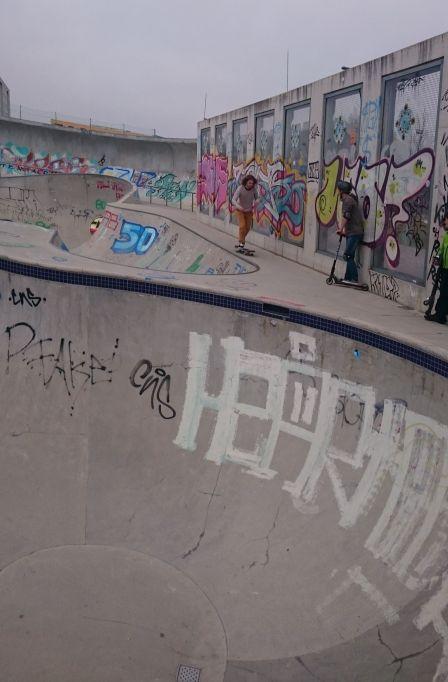 wie lang ist ein skateboard