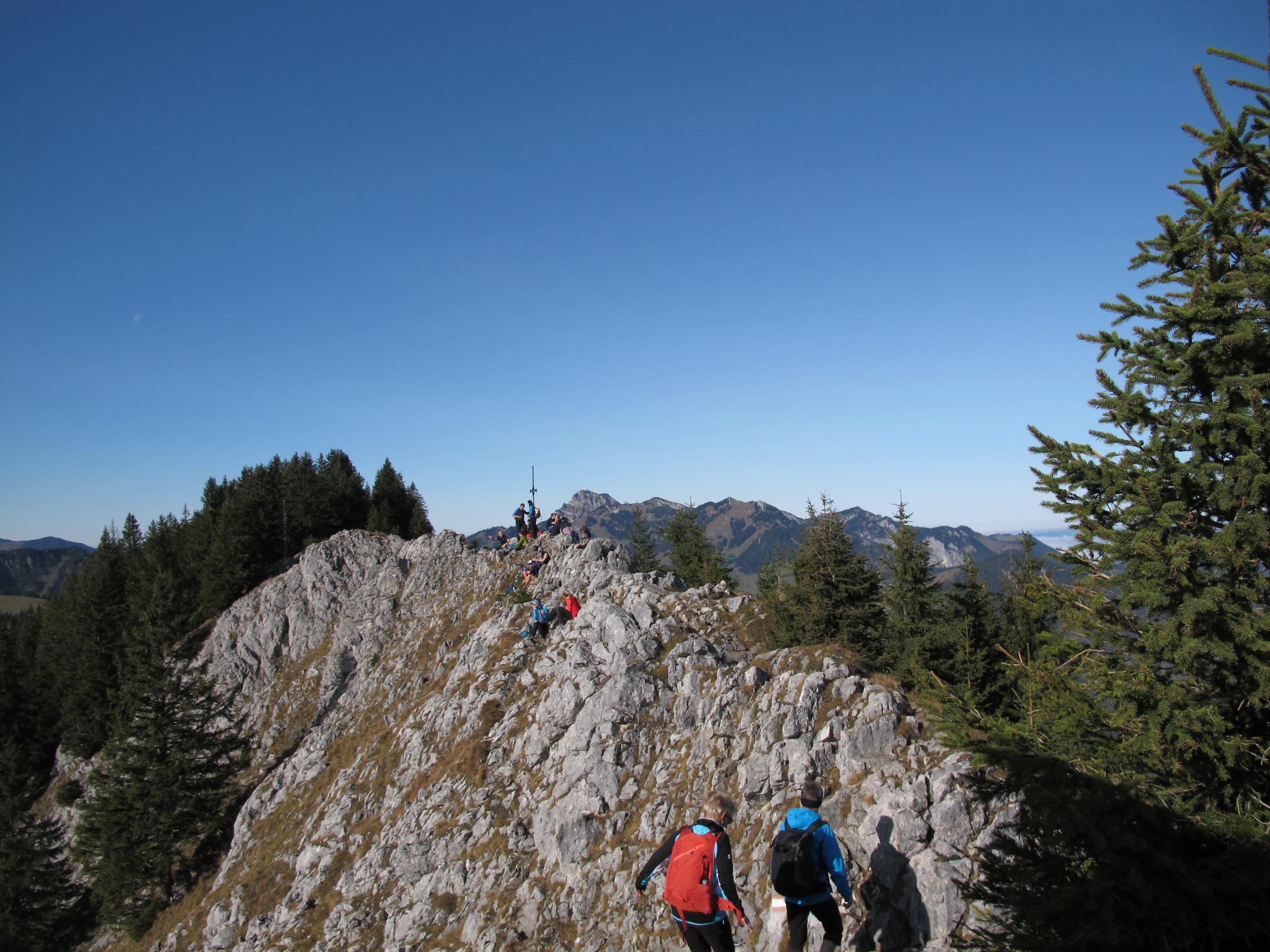 Hikingthealps; #Bruennstein
