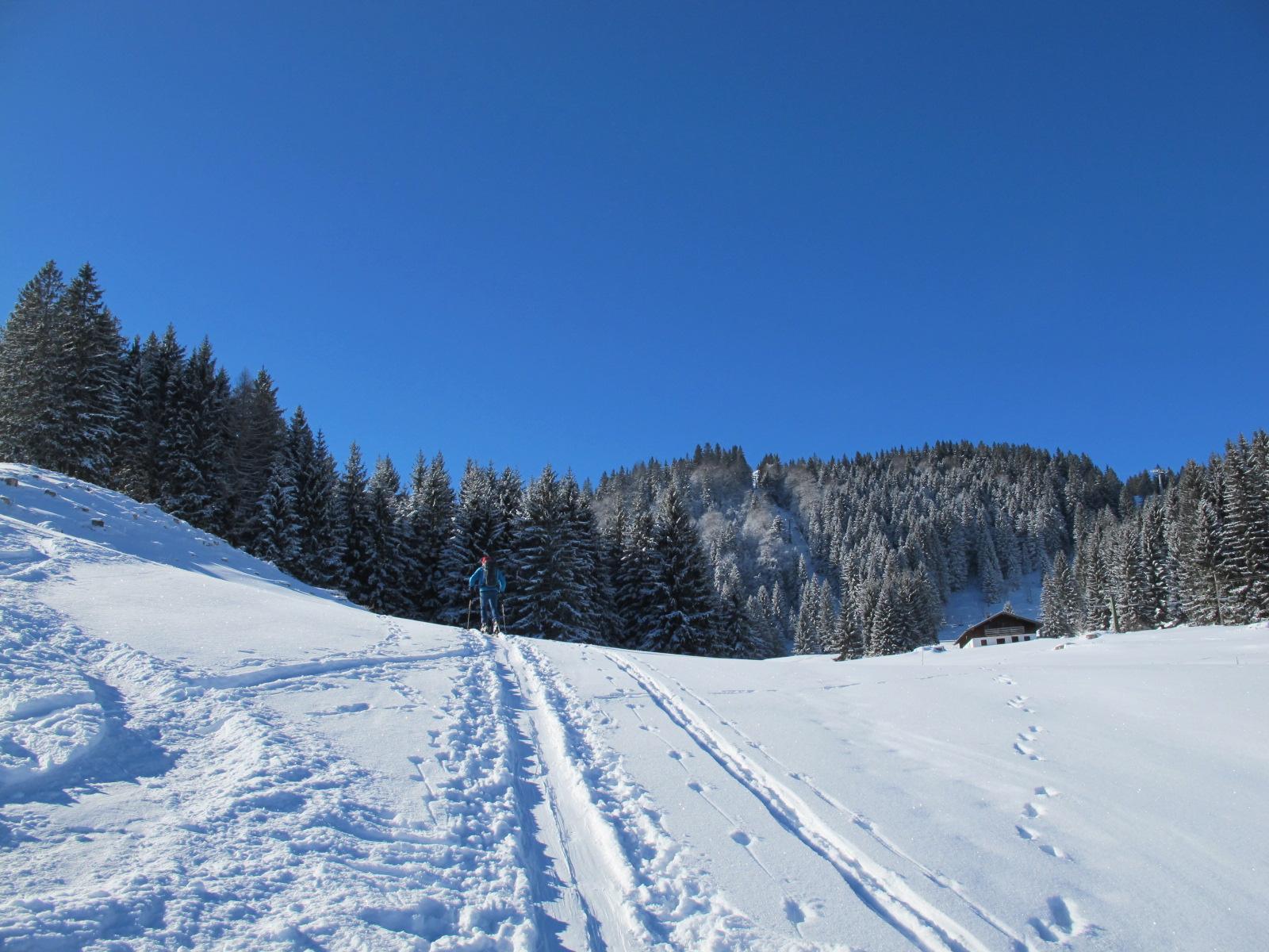 Skitour; Sudelfeld